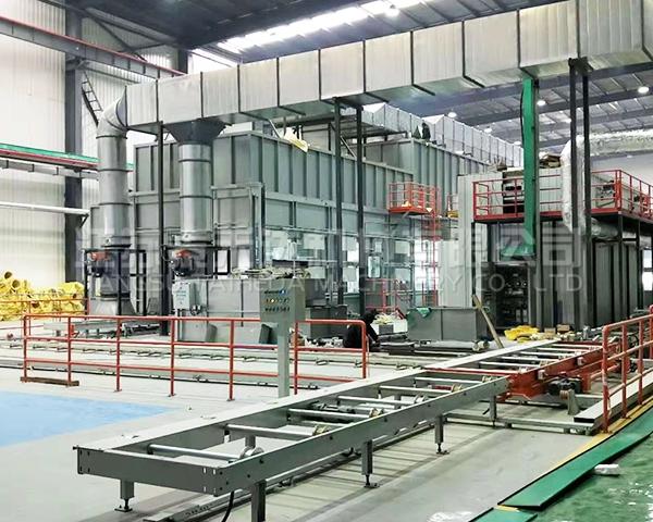 江苏喷漆自动生产线