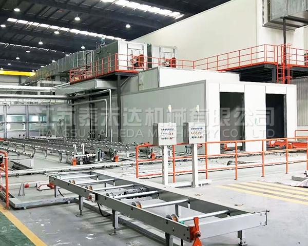 江苏喷漆设备生产线