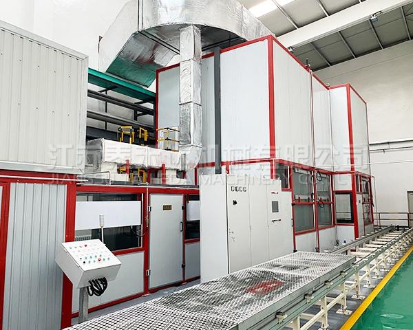 江苏自动喷漆生产线厂家