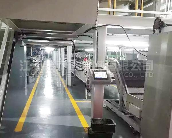 锌镍电镀生产线
